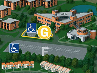 Bryant University Campus Map An Overview Of The Facilities Of
