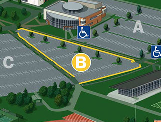 Bryant University Campus Map – An overview of the facilities